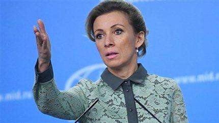 МИД России Захарова: Запад обманул Россию, окружив ее колючей проволокой