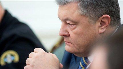«Топор войны»: В ВРУ жестоко раскритиковали Порошенко за введение военного положения